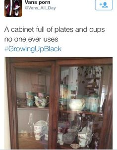 Never understood this but sometimes it's wedding China or just fine china