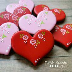 Jill FCS. Valentine hearts.