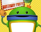 Team Umizoomi Birthday party - free printable invites and decorations, recipes, and other ideas for throwing an Umizoomi birthday party, courtesy of Nick Jr.