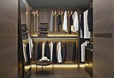 Top 40 Modern Walk in Closets