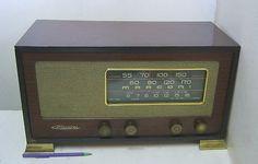1950s-Nostalgia-MARCONI-Model-399-TUBE-Radio-Works