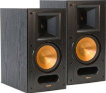 Klipsch II Main / Stereo Speakers for sale online Monitor Speakers, Home Speakers, Home Theater Speakers, Bookshelf Speakers, Stereo Speakers, Bookshelves, Klipsch Speakers, Floor Standing Speakers, Speakers