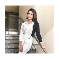😍😍😍😍😍😍😍 Samantha Images, Samantha Ruth, Celebrity Pictures, Girl Pictures, Long Asymmetrical Bob, Actor Photo, Western Outfits, Celebs, Celebrities
