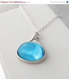SUMMER Sale Necklace Vintage Swarovski Crystal by WhitePickets, $27.00