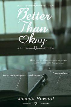 Tome Tender: Better Than Okay by Jacinta Howard