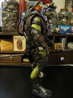 2014 TMNT Custom Donatello 2