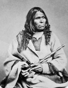 Kish Ka Na Cut (Stump) - Ojibwe 1869