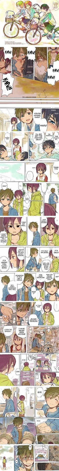 Free! Starting Days - Makoto / Haru / Rin