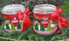 Winterwindlicht Filztannenbaum-Weihnachtswindlicht von Deko-TU-Shop auf DaWanda.com                                                                                                                                                                                 Mehr