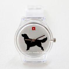 Mochi & Jolie® Golden Retriever Watch