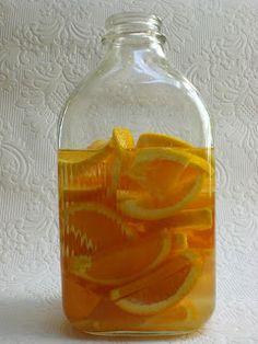 Orange Liqueur In Pr...