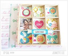 Crate Paper | Jeanette Lee | Love
