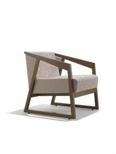 Poltrona WING www.fedelechairs.it  designer Mauro Fadel