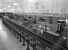 F. W. Woolworth Company, THE COUNTER