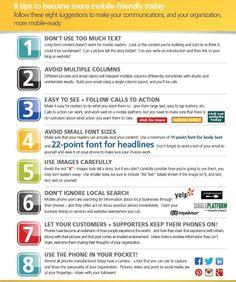 Mobile-friendly checklist
