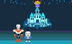 if there is a wreck it ralph 2, undertale characters have to be in ...