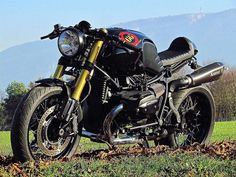 BMW R nineT Cafe Racer by Black way #motorcycles #caferacer #motos | caferacerpasion.com