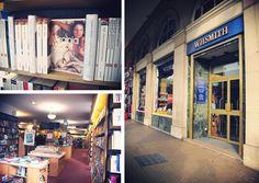 WHSmith in Paris by http://guzelonlu.com/blog/?p=1174