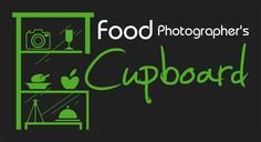 Food Photographer's Cupboard, It's not so easy to take great pics of food so you will need a specialist. Photographers new logo design. Photography Companies, Photography Logo Design, Gd, Cupboard, Photographers, Marketing, Creative, Easy, Clothes Stand