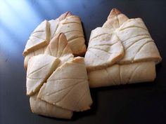 Lembas bread cookies for a Hobbit Party!  I am a closet geek.  :-)