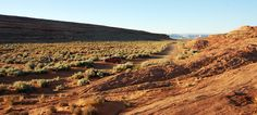 Camp@Near Page, Arizona