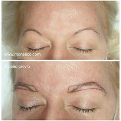 #diseñodecejas#monalico#barcelonamicroblading#microblading#micropigmentacion#cejasperfectas#volumen Microblading Eyebrows, Long Eyelashes, Lash Extensions, Cat Eyes
