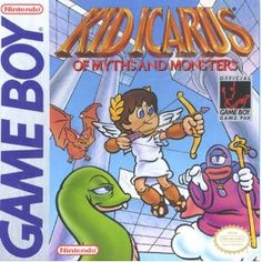 42 Best Kid Icarus Images On Pinterest