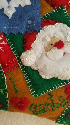 Media de la Navidad remiendo estacional siembra siembra