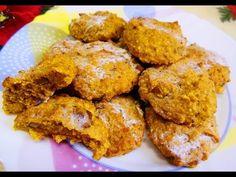 Тыквенное печенье с овсяными хлопьями - пошаговый рецепт с фото на Повар.ру