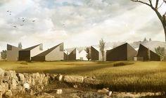 mansilla + tunon architects: museo de la vega baja