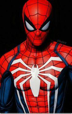 Spiderman Theme, Spiderman Suits, Black Spiderman, Spiderman Movie, Spiderman Spider, Amazing Spiderman, Iron Man Photos, Spiderman Pictures, Superhero Villains