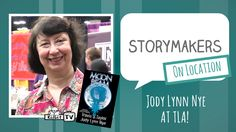 Like us, author Jody Lynn Nye loves cats! Since 1987 Jody has published over 40 books and more than 120 short stories.