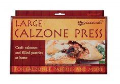 Large Calzone Press
