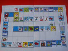 Giochi natalizi per bambini la tombola e il memory di for Gioco dell oca da stampare e colorare