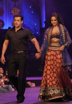 I love the skirt of this (Sonakshi Sinha)