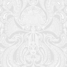 Cole & Son Contemporary Restyled Malabar Wallpaper   Houseology