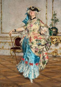 Эта дама из прошлого века... | Giovanni Boldini (новинки в коллекцию!). Обсуждение на LiveInternet - Российский Сервис Онлайн-Дневников