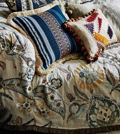 Oakwood Fabric by Mulberry Home   Jane Clayton
