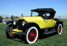 1923 Stutz-Bearcat Coupe by Ideal Motor Car Co. Indianapolis, IN (1911-1935)