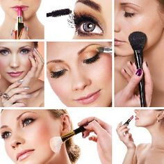 Once upon a time, these make up looks might have been fashionable and up to date, but in the century they're a big no no. Here's a rundown of some of the worst make up crimes a person can commit, so you know to avoid them! Face Makeup Tips, Best Makeup Tips, Mac Makeup, Best Makeup Products, Makeup Tricks, Makeup Brushes, Glow Makeup, Makeup Ideas, Makeup Tutorials