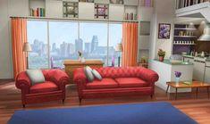 anime living scenery bedroom apartment fancy int aesthetic wallpapers gacha backgrounds episode interactive episodeinteractive sala night kitchen interior drawing cozy