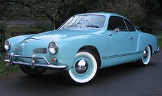 This 1965 Volkswagen Karmann Ghia captures the flowing forms and unique proportions of these lovable classics. A contradiction on wheels, the Karmann Ghia was a sports car that was never meant to be fast, with a timelessly modern body cars ten times its price could envy.