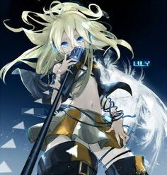Vocaloid - Lily