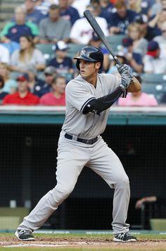 Greg Bird Photos - New York Yankees v Cleveland Indians - Zimbio