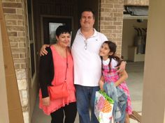 Happy Family from Greece bought a new home in the Round Rock area. So happy to help them as their agent. Great family!