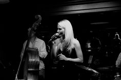 Kate Winter Jazz ensemble for Corporate Event Entertainment