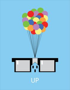 This minimalist poster is great :)