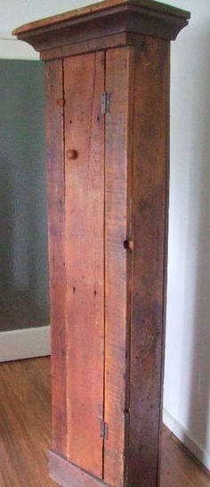 Image detail for -Primitive Chimney Cupboard | Antiques & Collectables | Gumtree ...