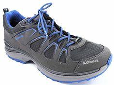 Lowa Innox Evo GTX Lo Men Größe UK 8 anthrazit/blau - http://on-line-kaufen.de/lowa/8-uk-lowa-sirkos-gtx-ws-320652-0485-braun-2