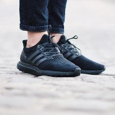 Adidas - Ultraboost 3.0 Triple black. Harper Store - Sneakers and clothes